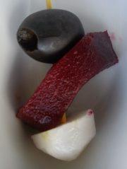 Beet-radish-olive