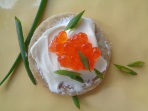 Yum! Blinis & Caviar